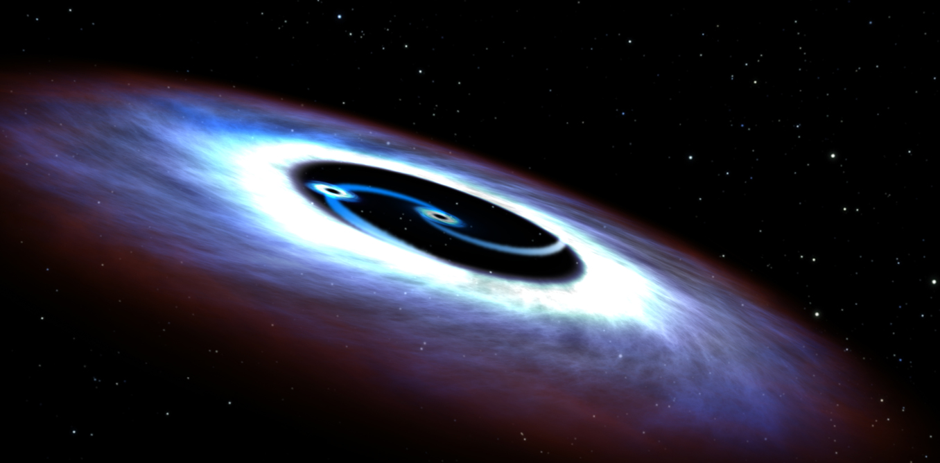 When black holes meet—inside the cataclysms that cause ...