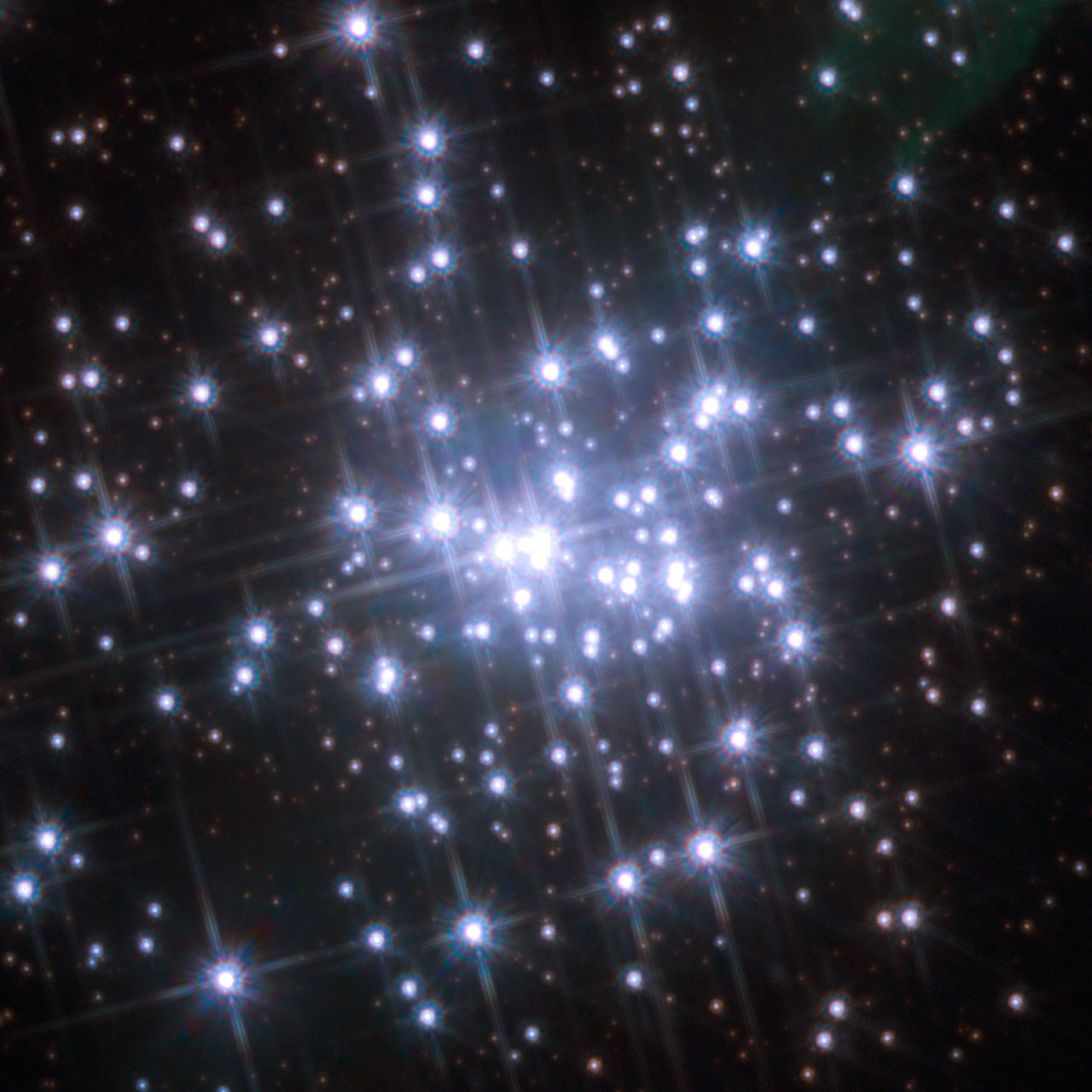 star of a pic from hubble - photo #28