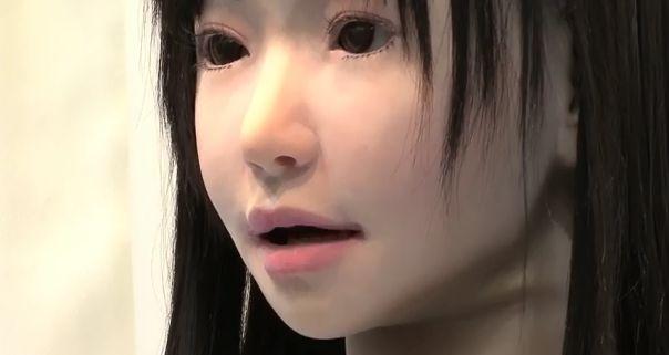 Anus whore humanoid robot fetish woman