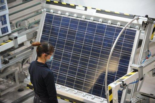 Us Solar Firm To Build 300 Mln Vietnam Plant