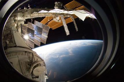 Outer Space Space Shuttle Windows - Pics about space