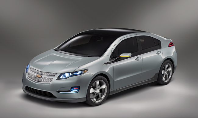 Volt car - Color: Gray  // Description: amazing