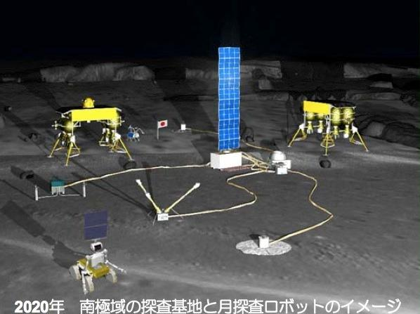 the base on moon by 2020 - photo #10