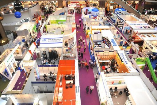 Chinese firms keen on Taiwan IT show: organisers