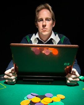 poker studied science