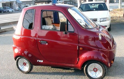 Small Is Beautiful Japan S Hand Made Electric Cars