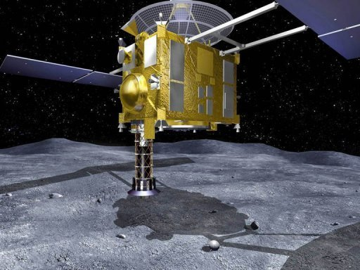 hayabusa space mission - photo #18