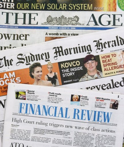 how to start an online newspaper for profit