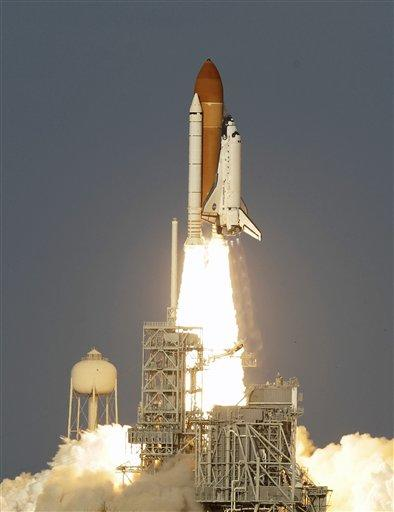 space shuttle discovery last launch - photo #5