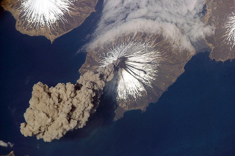 latest  volcanoes
