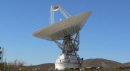 Historic Deep Space Network Antenna Starts Major Surgery