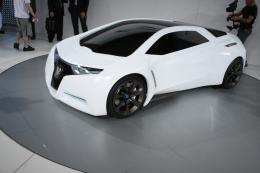 Honda EV prototype