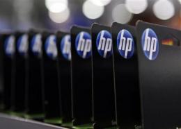 HP profit jumps 25 pct, company raises outlook (AP)
