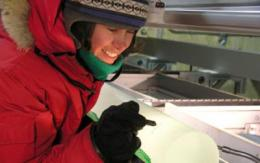 Ice cores yield rich history of climate change