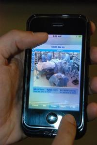 Monitoring Patients During Surgery With Your Cell Phone? There's an App for That, Too