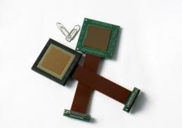 Image sensors for extreme temperatures