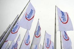 Infineon posted a first quarter net profit of 66 million euros (92 million dollars)