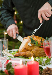 In the future could Christmas dinner protect your heart?