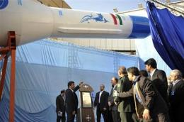 Iran launches new research rocket into space (AP)