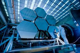 James Webb Space Telescope Completes Cryogenic Mirror Test
