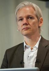 Julian Assange has said the allegations against him are part of a