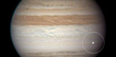 Jupiter Impact: Mystery of the Missing Debris