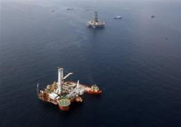 Key oil spill evidence raised to Gulf's surface (AP)