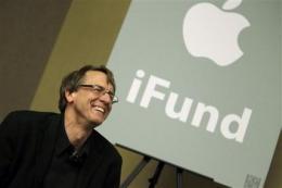 Kleiner Perkins making big bet on Apple's iPad (AP)