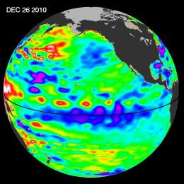 La nina-caused woes down under
