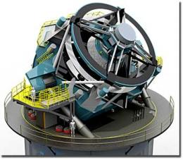 Large Synoptic Survey Telescope deemed top priority