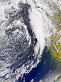 Lead Isotopes Yield Clues to How Asian Air Pollution Reaches California