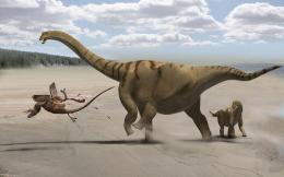 New 'thunder-thighs' dinosaur discovered