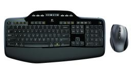 Logitech Announces Logitech Wireless Desktop MK710 With Three-Year Battery Life