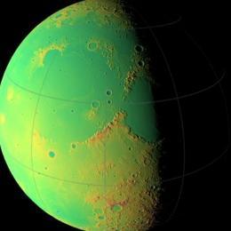 LRO creating unprecedented topographic map of moon