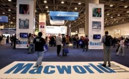 Macworld 2011 at the Moscone Center