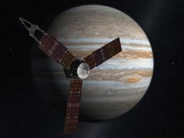 Magnetometers for Juno mission delivered by NASA Goddard