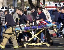Many factors key to Giffords' survival, docs say (AP)