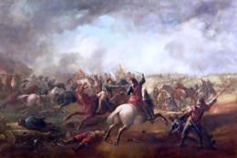 Map sheds light on English Civil War