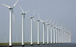 Mass. Cape Wind gets thumbs up, thumbs down (AP)