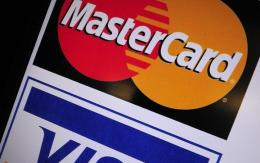 Mastercard and Visa have been targetted by