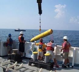MBARI sends underwater robot to study Deepwater Horizon spill