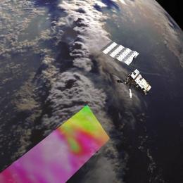 MetOp-B module passes crucial vacuum test