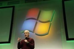 Microsoft CEO takes CES stage amid tablet crush (AP)