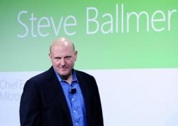 Microsoft chief executive Steve Ballmer has sold 49.3 million shares in the company