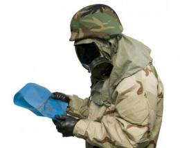 Military develops multi-purpose 'green' decontaminants for terrorist attack sites