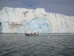 Molecular Genealogy in the Arctic Sediment
