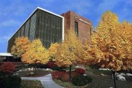 Motorola's buildings at its global headquarters site