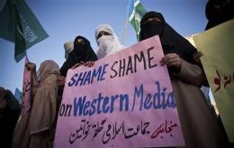 Muslim concerns trigger Pakistani Web bans (AP)