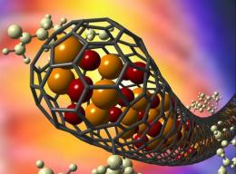 Nanocapsule delivers radiotherapy