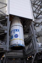 NASA and NOAA ready GOES-P satellite for launch